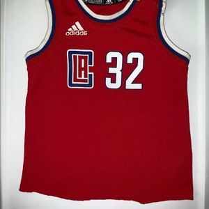 Blake Griffin #32 Adidas LA Clippers  NBA  Jersey